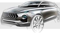 Maserati Karif tung ảnh phác họa, khiêu chiến BMW X4
