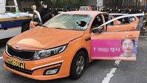 Tài xế Hàn Quốc tự thiêu phản đối ứng dụng đi xe chung