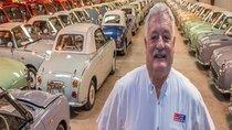 Lạc vào showroom xe cổ và dị nhất thế giới tại Nhật Bản