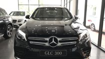 Cần bán xe Mercedes GLC300 4Matic đời 2018, màu đen