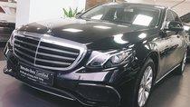 Cần bán Mercedes E 200 2017 màu đen chính hãng, đã qua sử dụng