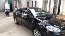 Cần bán lại xe Toyota Corolla altis MT năm 2003, màu đen số sàn, giá 245tr