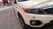 Cần bán xe Kia Sorento GAT 2.4L 4WD 2013, màu trắng, giá tốt