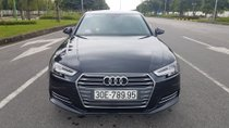 Gia đình bán Audi A4 2.0 AT đời 2017, màu đen, nhập khẩu