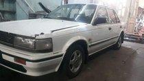 Cần bán xe Nissan Bluebird đời 1987, màu trắng, xe nhập