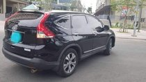 Gia đình bán xe Honda CR V 2013, màu đen, 789tr