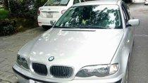 Bán ô tô BMW 3 Series 318i AT đời 2005, màu bạc như mới, giá chỉ 285 triệu