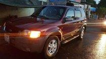 Bán xe Ford Escape 2005, màu đỏ, xe đẹp và đầy đủ đồ chơi