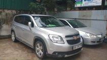 Cần bán gấp Chevrolet Orlando 1.8AT năm 2014, màu bạc còn mới