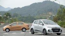 Trật tự lập lại trong phân khúc hạng A tháng 11: Ngai vàng trả về Hyundai Grand i10