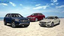 Cận kề dịp tết, Mercedes-Benz Việt Nam đạt doanh số 'khủng'