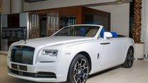 Ngắm chiếc Rolls-Royce Dawn với bộ cánh độc nhất vô nhị tại Abu Dhabi