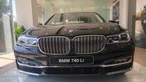 Bán ô tô BMW 740 Li đời 2018, màu đen, xe nhập 100%, giá tốt, ưu đãi nhiều