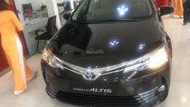 Bán Toyota Corolla Altis 1.8E MT số sàn năm sản xuất 2018, màu đen