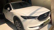 Cần bán lại xe Mazda CX 5 2.5 AT 2WD đời 2018, màu trắng số tự động