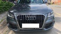 Bán Audi Q5 2.0 TFSI Quattro màu xám, sản xuất 11/2015 nhập Đức