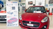Bán Suzuki Swift đời 2018, màu đỏ, nhập khẩu nguyên chiếc