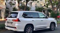 Bán Lexus LX 570 sản xuất 2017, màu trắng, xe nhập xe gia đình