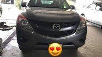 Bán Mazda BT 50 đời 2015, màu xám, nhập khẩu, 485 triệu