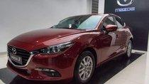 Bán Mazda 3 Facelift 2018, màu đỏ, xe mới 100%