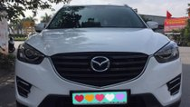 Cần bán Mazda CX 5 2.5 AT năm sản xuất 2017, màu trắng