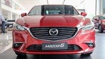 Cần bán xe Mazda 6 năm sản xuất 2018, màu đỏ
