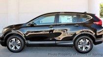 Bán xe Honda CR V đời 2018, màu đen, xe vẫn còn mới nguyên