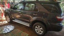 Bán Toyota Fortuner MT sản xuất 2009, màu xám, xe đẹp