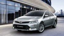 Top xe hạng D ăn khách tháng 11/2018: Toyota Camry vẫn đầu bảng