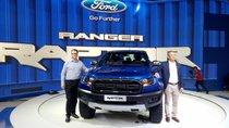 Phân khúc bán tải tháng 11: Ford Ranger vẫn chiếm ngôi vương