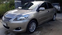 Cần bán gấp Toyota Vios 1.5 MT đời 2011, màu vàng số sàn
