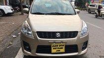 Bán Suzuki Ertiga 1.4AT sản xuất năm 2015, màu vàng, xe nhập