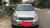 Cần bán Toyota RAV4 Limited năm 2007, màu bạc, nhập khẩu nguyên chiếc chính chủ