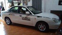 Cần bán Daewoo Nubira II 1.6 năm sản xuất 2001, màu trắng chính chủ