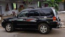 Cần bán Ford Escape đời 2004, màu đen