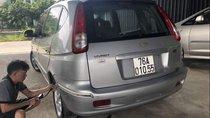 Cần bán lại xe Chevrolet Vivant AT đời 2009, màu bạc