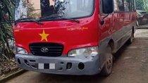 Cần bán xe Hyundai County sản xuất 2004, màu đỏ, nhập khẩu nguyên chiếc, giá 165tr