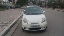 Cần bán Daewoo Matiz SE sản xuất năm 2007, màu trắng