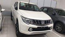 Bán xe Mitsubishi Triton AT 4x4 2018, màu trắng, nhập khẩu, giá tốt