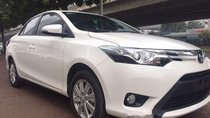 Cần bán Toyota Vios năm sản xuất 2015, màu trắng, giá chỉ 460 triệu