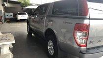 Cần bán lại xe Ford Ranger XLS đời 2017, màu bạc, xe nhập