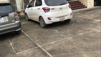 Cần bán Hyundai Grand i10 năm sản xuất 2014, màu trắng, nhập khẩu