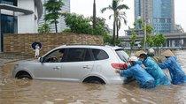 Ý kiến trái chiều từ việc công khai biển số ô tô bị ngập nước