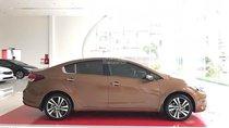 Cần bán xe Kia Cerato 1.6 AT sản xuất 2018, màu nâu, giá chỉ 589 triệu