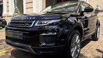Bán LandRover Range Rover Evoque HSE đời 2017, màu đen, nhập khẩu