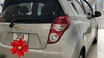 Cần bán gấp Chevrolet Spark LT 1.0 MT năm 2014, màu bạc, xe gia đình