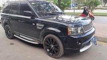Bán LandRover Range Rover Sport Supercharged đời 2009, màu đen, xe nhập chính chủ