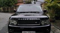 Bán xe LandRover Range Rover Supercharged 5.0 HSE 2009, đăng ký 2011, nhập khẩu nguyên chiếc tại Đức chính chủ mua từ mới