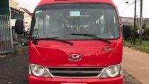 Cần bán Hyundai County đời 2005, màu đỏ, xe nhập, giá tốt