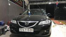 Bán xe Mazda 6 đời 2003, màu đen, xe nhập, xe gia đình